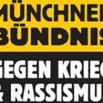 MünchnerBündnisgegenKriegundRassissmus