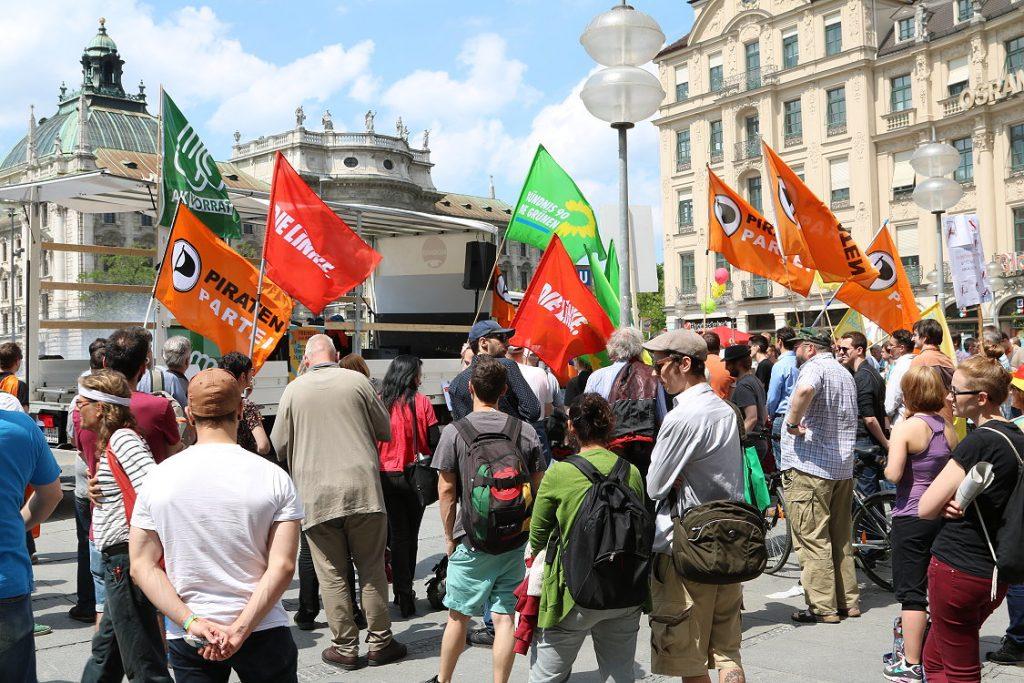 """Demo """"Freiheit statt Angst"""" 2016-05-26"""